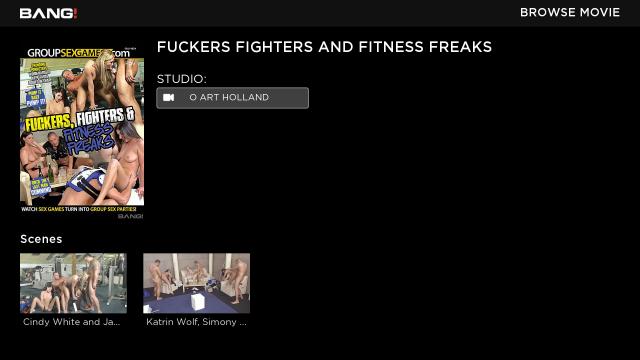 BANG! Roku porn channel screenshot