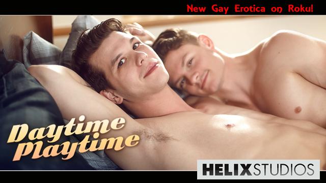 Daytime Playtime - Gay ramathon from Helix Studios