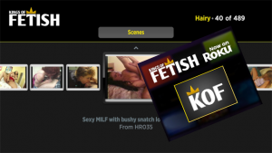 New Adult Roku Channel: Kings of Fetish