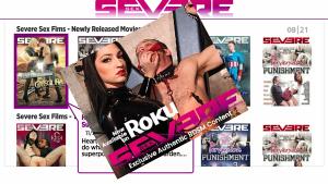 Severe Sex Films now on Roku