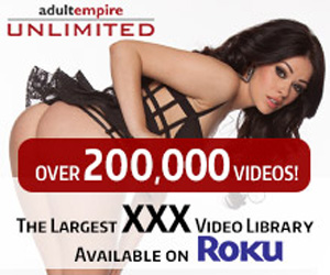 AdultEmpire UNLIMITED on Roku